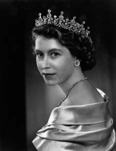 NPG P337; Queen Elizabeth II by Yousuf Karsh